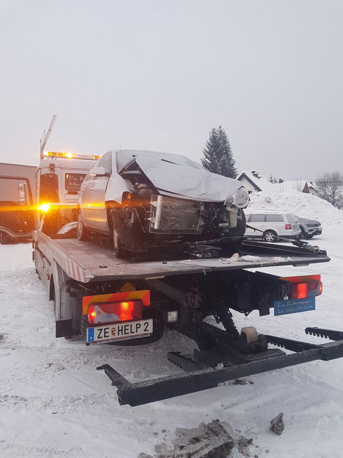 Fahrzeugbergung Rohrmoser Pinzgau