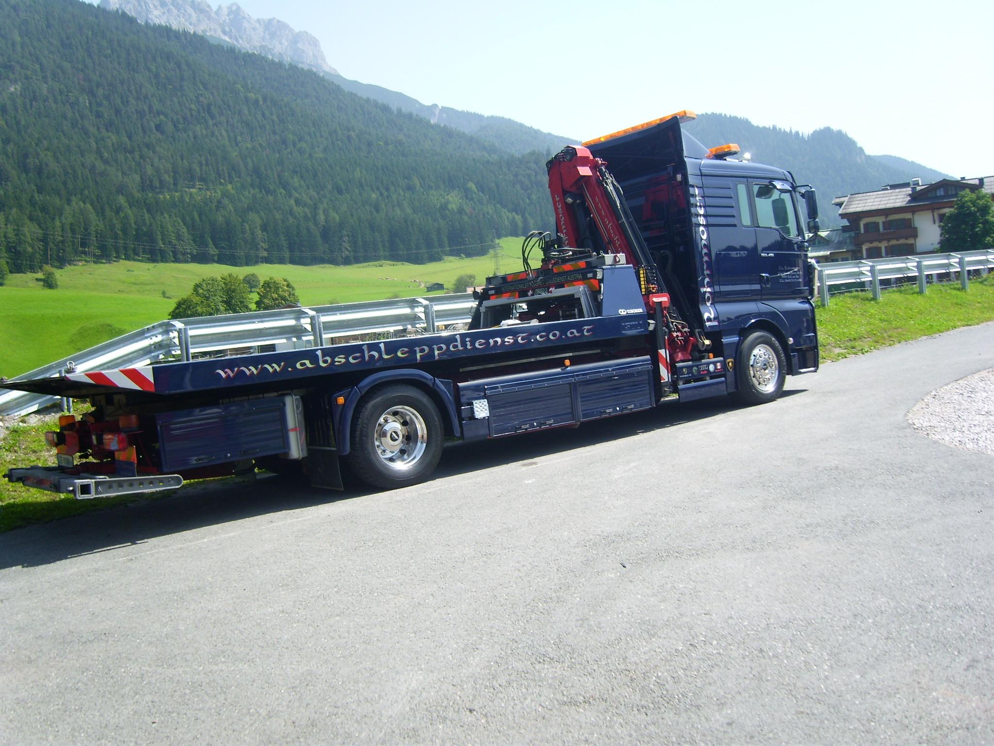 Fuhrpark Rohrmoser Pinzgau
